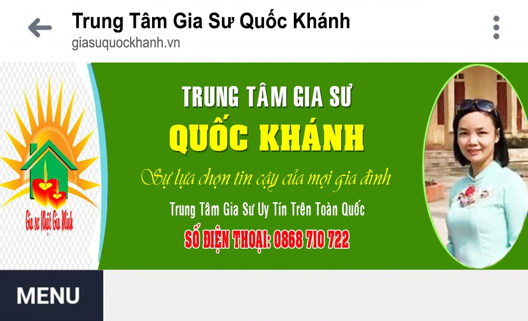 Gia Sư Toán Tiếng Việt Lớp 1,2,3,4,5 Phường Đông Thọ TP Thanh Hoá